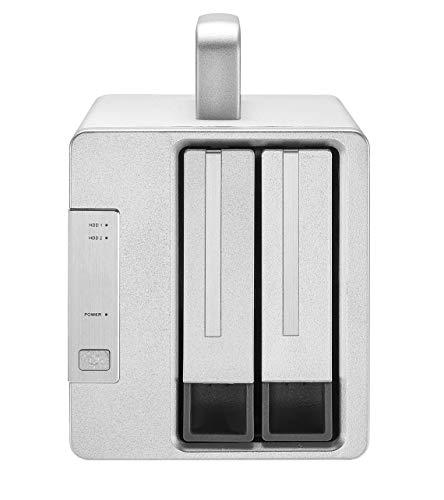 TerraMaster TD2 Thunderbolt 3 Plus 7-in-1 Thunderbolt 3-Dock RAID-Speicher Externes Festplattengehäuse