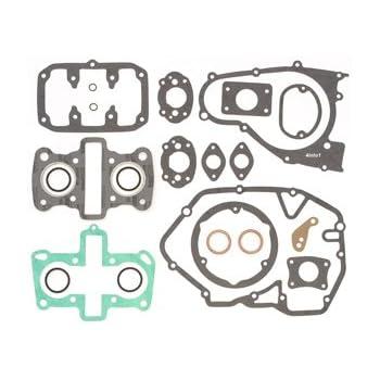 Honda CB200 CL200 CB200T 1974-1976 Top End Engine Gasket Set Kit