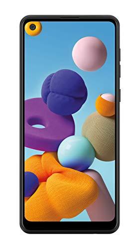 SAMSUNG Galaxy A11 LTE Verizon - 2020 Model - (SM-A115UZKAVZW) (Renewed)