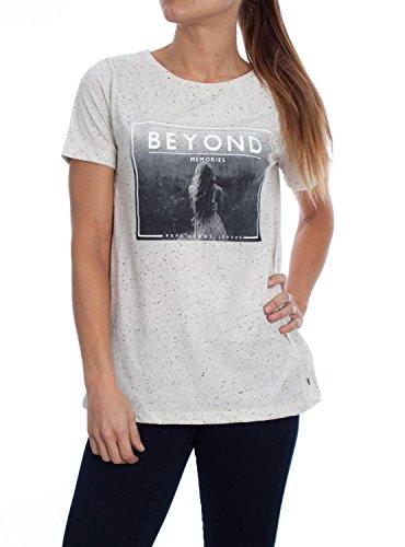 Elena T-Shirt ecru Größe: M Farbe: beige