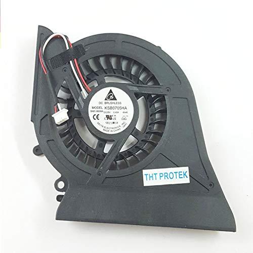 Kompatibel für Samsung R720, NP-R720, R718, NP-R718 Lüfter Kühler Fan Cooler