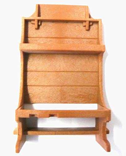 playmobil ® - Regal - Schrank ca. 10,5 x 6 cm - aus Bäckerei Fachwerkhaus