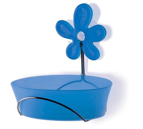 Koziol Seifenschale A`PRIL transparent blau