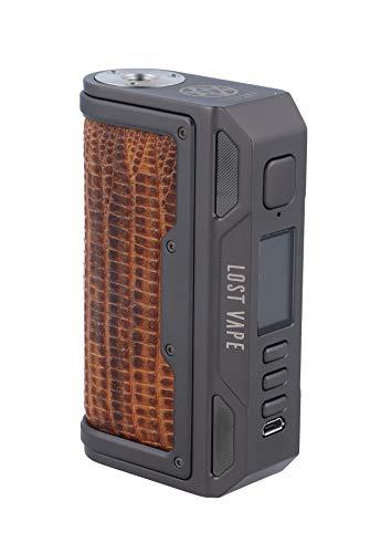 Lost Vape, Thelema DNA 250C Box Mod 200 Watt e Zigarette Akkuträger Farbe, Gunmetal Desert Fox