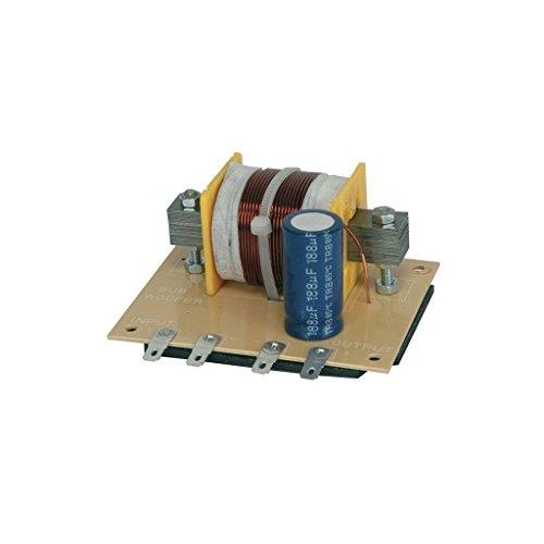 qtx Subwoofer Filter voor Hi-Fi en PA luidspreker Systeem 400 W. 400 W