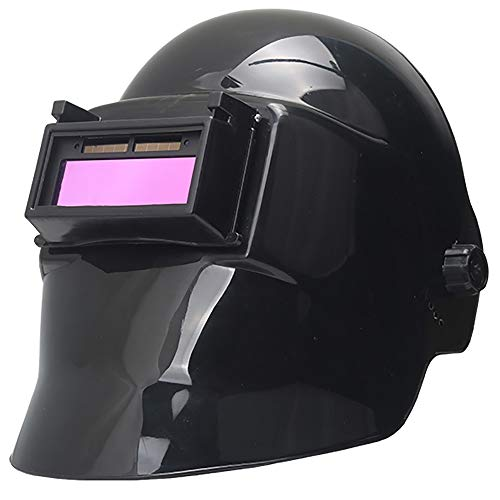 Lassen masker Lassen Masker - Shading Anti-glare Automatische Dimmen Hoofd Drager Lasser Cap Argon Arc Lassen Bril Brandend Oog -\@