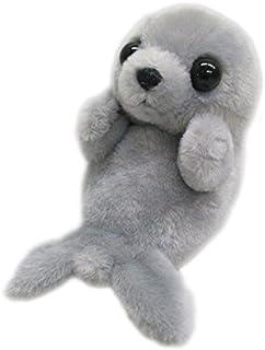 Sanei Squeaky Animal Stuffed Plush - Baikal Seal Stuffed Plush%カンマ% 5%ダブルクォーテ% [並行輸入品]