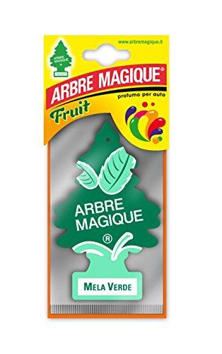 Ambientador Coche Manzana Verde Marca SUMEX