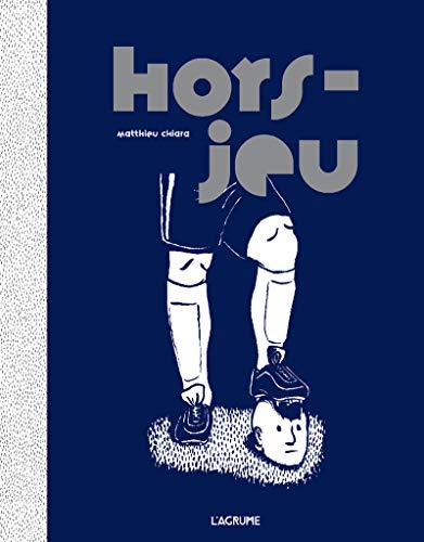 Hors-jeu - Bande dessinée - football
