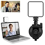 VIJIM Video Conference Lighting Kit for Remote Working, Laptop Light for Video Conferencing, Zoom Calls,Online Meeting,Adjustable Bi-Color Conference Call Lighting with 2020 Upgrade Suction Cup