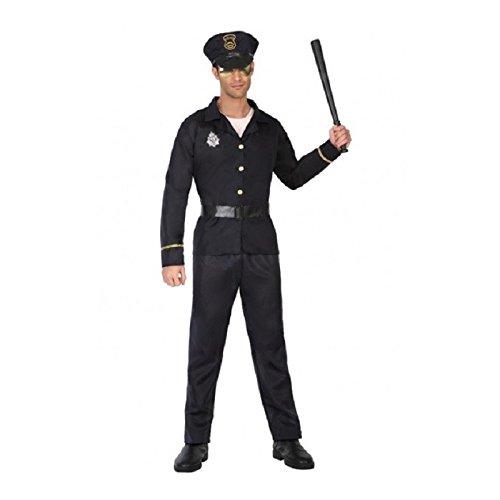 Atosa Déguisement Homme Policier Américain