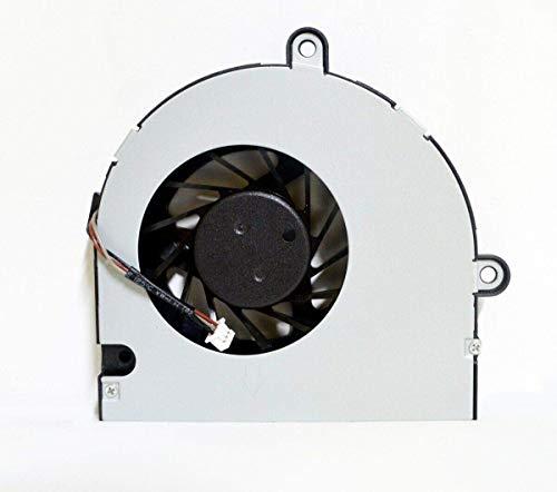Ventilador de CPU ndliulei Nuevo ventilador de refrigeración de CPU para portátil Reemplazo para Acer Aspire 5742-7653 5742Z-4097 5742Z-4693 5742Z-4452 5742Z-4097 5742Z-4200 5742-383G32MNRR Accesorios