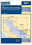 Imray Chart M27: Dubrovnik to Bar and Ulcinj (M Series)