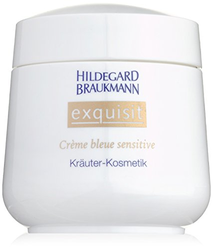 Hildegard Braukmann Exquisit femme/women, Creme Bleue Sensitive, 1er Pack (1 x 50 ml)
