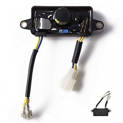 Condensador para generador regulador de tension voltaje generadores electricos