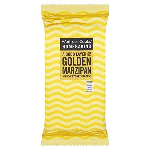 Goldene Waitrose 500g Marzipan