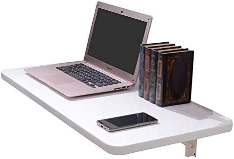 XUE Klapptisch, Massivholz-Wandtisch Küche Wandklapptisch Wandbehang Computertisch, 7 Gren Wandtische,80×30cm