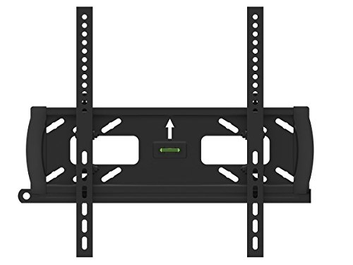 """Black Adjustable Tilt/Tilting Wall Mount Bracket with Anti-Theft Feature for Sanyo DP55D44 55"""" inch LED HDTV TV/Television"""