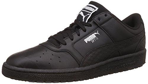 Puma Unisex-Erwachsene Sky II Lo B&W Low-Top, Schwarz Black 02, 38 EU