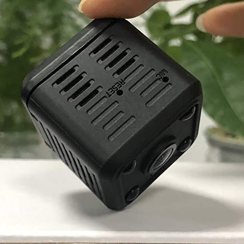 Microcámara WiFi con batería DV-4BTMC, HD 1080-2MP, aplicación Dadvu (Smart Life)