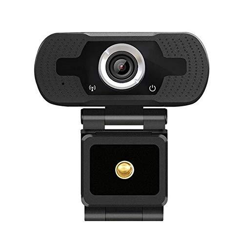 Sevenplusone Ihre ideale Wahl, genießen Sie einfach das Leben HD-F18 1080P Multi-Funktions-HD-Kamera-Webcam mit Mikrofon, stilvoll und raffiniert (Schwarz) (Color : Black)