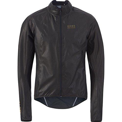 GORE BIKE WEAR Chaqueta para ciclismo en carretera, Hombre, GORE-TEX Active, Tecnología SHAKEDRY, ONE GORE-TEX Active Bike Jacket, Talla M, Negro, JROFOC990004