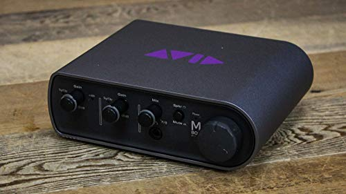 Avid MBox 3 Mini USB Audio Interface