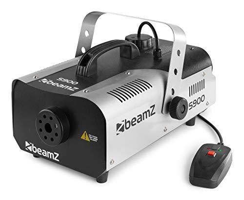 Beamz Nebelmaschine S900 70m³ 900W