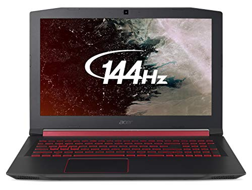 Acer Nitro 5 AN515-52 Gaming Notebook - (Intel Core i5-8300H, 8GB RAM, 512GB NVMe SSD, NVIDIA GTX 1060, 144Hz 15.6 inch Full HD display, Windows 10, Black)