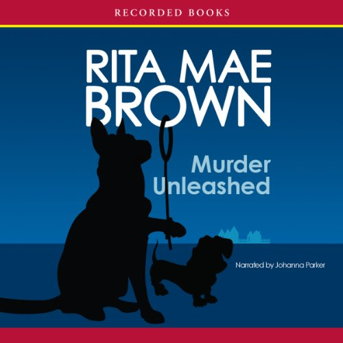 Murder Unleashed audiobook cover art