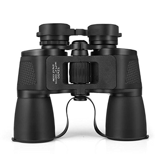Review Telescope Binoculars 12X50 High Definition Night Vision Concert Children General