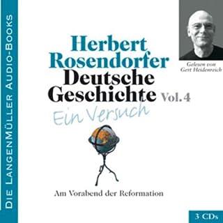 Am Vorabend der Reformation audiobook cover art