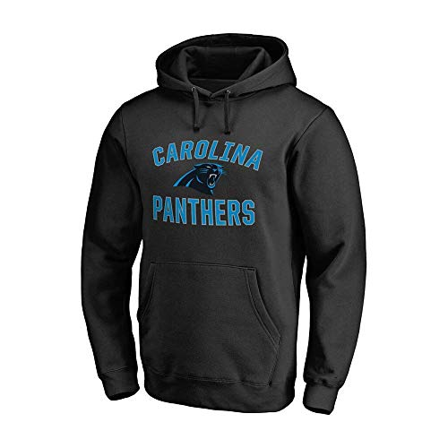 NFLSWER Mannen trui met capuchon Carolina Panthers Jersey Trui Rugby Kostuum Street Fashion Jacket Warm windjack comfortable sweater Jersey
