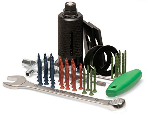 Schloss-Öffnungswerkzeug Glocke Set Select – Schlüsseldienst-Tür-Öffnungs-Werkzeug-Set – Original Multipick®