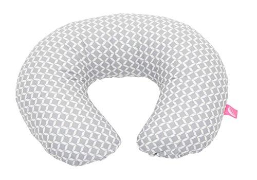 Motherhood Stillkissen ergonomisch, Öko-Tex Standard 100, grau Classic 2020