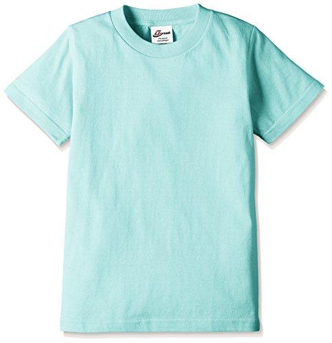 TrySail トライセイル トライセイル TrySail TR180 上質な綿を使用し、しなやかで肌触りがよい 半袖無地Tシャツ 5.9oz TR180 029 アクア 100