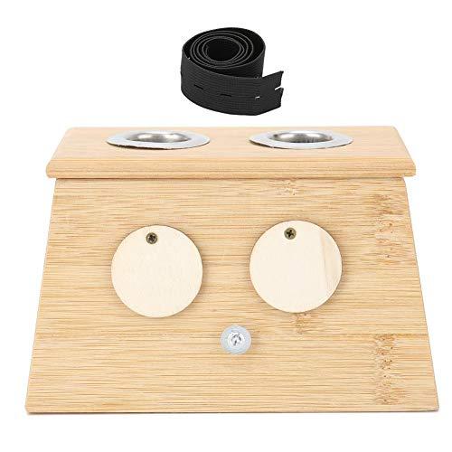 Moxa Moxibustion Box Moxa Roller Stick Holder Warm Moxibustion Stick Holder Moxa Box Moxibustion Stand Moxa Moxibustion Medicine Therapy