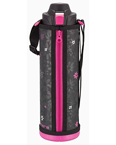 Tiger Thermal Flask Stainless Steel Bottle Sahara Cool Cold Insulation Direct Pink 1.5L MME-A150-P