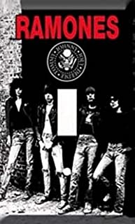 Cool Ramones Light Switch Cover Plate