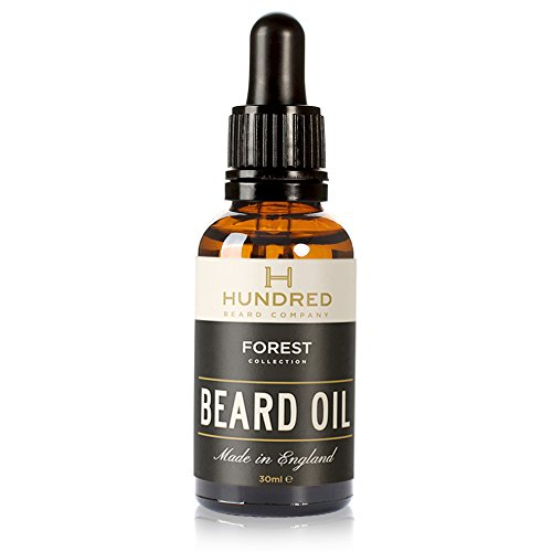 Beard Oil, Forest Blend, All Natural - 7 Premium Oils Blended Into a Mouth Watering Concoction - Guaranteed to Soften Your Beard and Make it Kissable