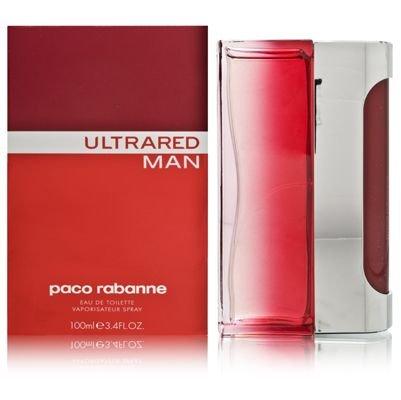 Paco Rabanne Ultra Red Man Eau De Toilette 100ml