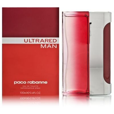 Paco Rabanne Ultra Red Man Eau De Toilette 100ml