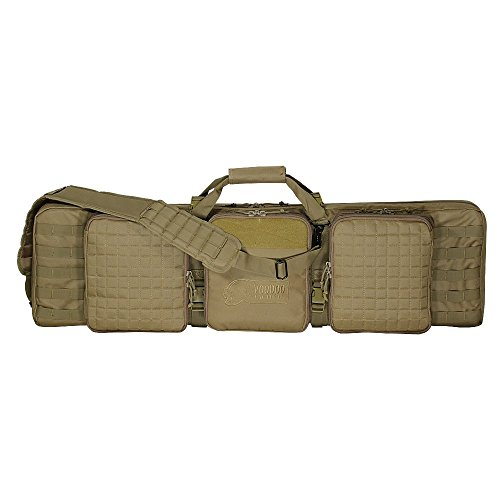 VooDoo Tactical Men's Deluxe Padded Weapons Case