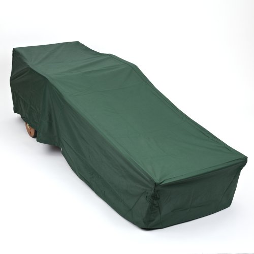 Trueshopping Weather Cover for Fully Adjustable Sun lounger - Heavy Duty 'Lifeguard' Fully Waterproof PVC Backed Polyester