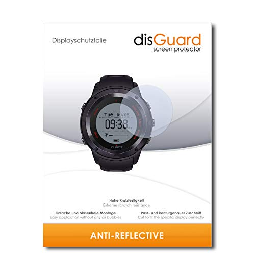 disGuard Protector de Pantalla [Anti-Reflex] compatibile con Cubot F1 [2 Piezas] Antirreflectante, Mate, Antirreflejante, Anti-Arañazos, Anti-Huella Dactilar - Película Protectora