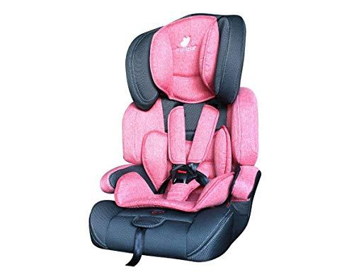Cadeira Para Carro Allegra Rosa, Mastela, Rosa, Grande