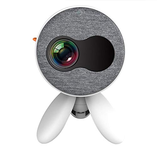 YG220 Mini Proyector Para Niños, 1080P Full HD Proyector Portátil En Miniatura El Ahorro De Energía Cine En Casa Compatible Con Teléfonos Móviles, Tabletas Y Otros Dispositivos Electrónicos Móviles