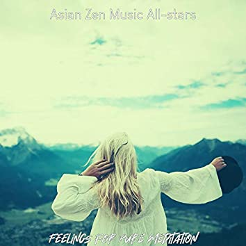 Feelings for Pure Meditation