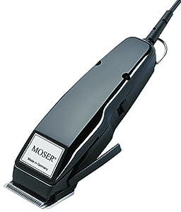 Moser 1400 - Máquina Cortapelo para Animales, Cabezal de Corte de Acero Inoxidable, 5 posiciones de 0,7 a 3mm