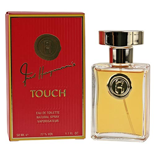 TOUCH by Fred Hayman EDT SPRAY 1.7 OZ